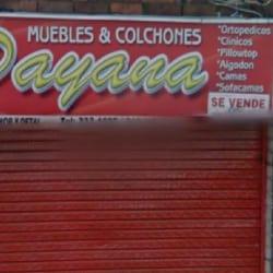 Muebles y Colchones Dayana en Bogotá
