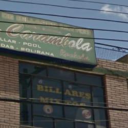 La Carambola en Bogotá
