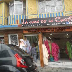 La Casa De La Cortina  en Bogotá