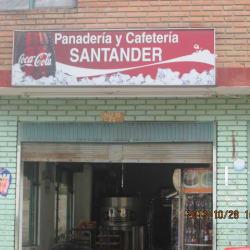 Panadería y Cafetería Santander en Bogotá