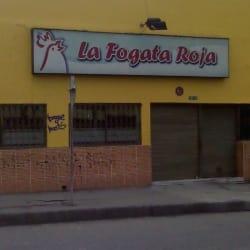 La Fogata Roja en Bogotá