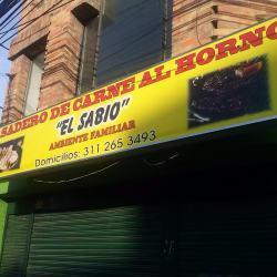 Asadero de Carne al Horno El Sabio en Bogotá