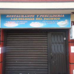 Las Delicias del Pacífico en Bogotá