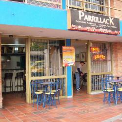 Parrillack Comidas Rápidas en Bogotá
