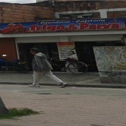 Panadería Cafetería Trigo & Parva en Bogotá
