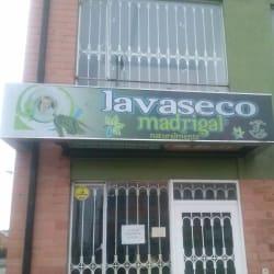 Lavaseco Madrigal en Bogotá