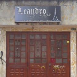 Leandro de Paris en Bogotá