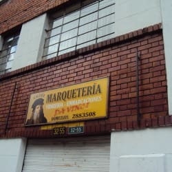 Marquetería Galería Davinci en Bogotá