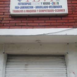 Papelería y Miscelánea Yevi en Bogotá