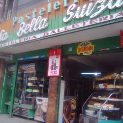 Pastelería La Bella Suiza en Bogotá