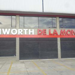Kenworth De La Montaña en Bogotá