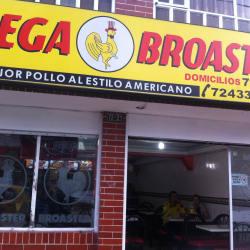 Mega Broaster en Bogotá