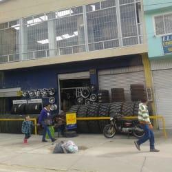 Kumho Tires en Bogotá