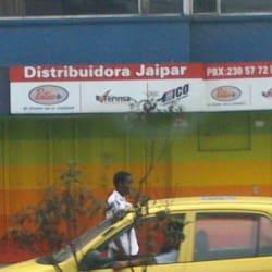 Distribuidora jaipar en Bogotá