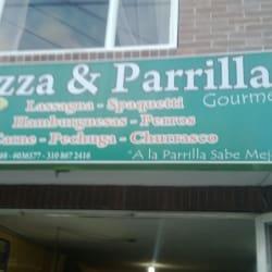 Pizza Y Parrilla en Bogotá