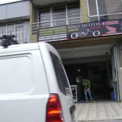M&O MOTOS en Bogotá