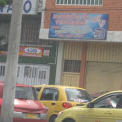 Maderas El Vencedor en Bogotá