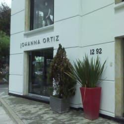 Johanna Ortiz en Bogotá
