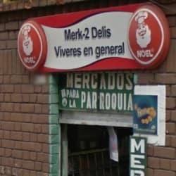 Merke-2 Delis en Bogotá