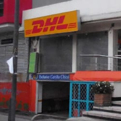 DHL Chicó en Bogotá