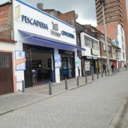 Pescadería Cevichería Porto Gourmet en Bogotá
