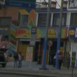 Pintu Omega  en Bogotá
