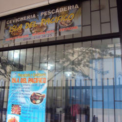 Pescadería y Cevichería Isla Del Pacífico en Bogotá