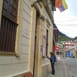 Casa Teatrova en Bogotá