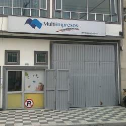 Multi-Impresos Express en Bogotá