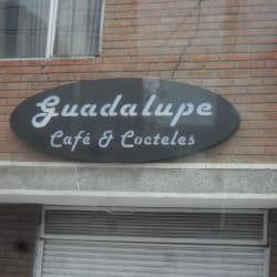 Guadalupe Café y Cócteles en Bogotá