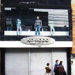 Komodo Jeans en Bogotá