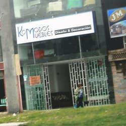 Komodos Muebles Avenida Primera de Mayo  en Bogotá