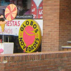 Globos Novedades en Bogotá