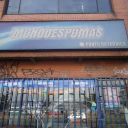Mundo Espumas Punto de Fabrica  en Bogotá