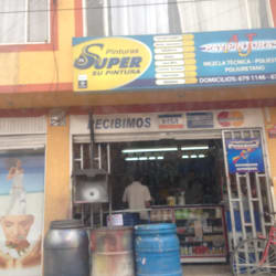 Pinturas Super Carrera 16 con 187 en Bogotá