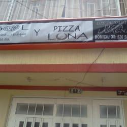 Pizza Sol y Luna en Bogotá