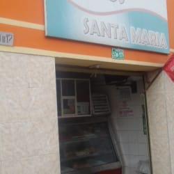 Pollos Santa María en Bogotá