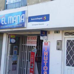 Maximercados El Maná  en Bogotá