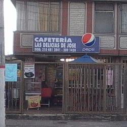 Cafetería Las Delicias De José en Bogotá