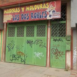 Maderas Y Molduras Los Dos Robles en Bogotá