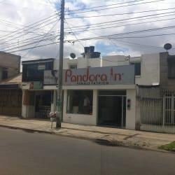 Pandora In en Bogotá