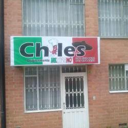 Originalmente Mexicano Chiles en Bogotá