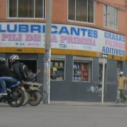 Lubricantes Pili de la Primera en Bogotá