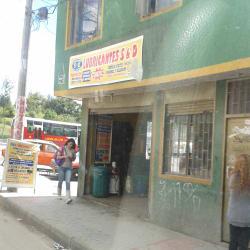 Lubricantes S & D en Bogotá