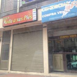 Moda a sus pies  en Bogotá