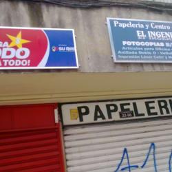 Papelería  y Centro De Copiado en Bogotá