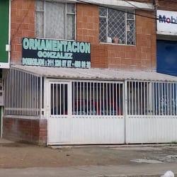 Ornamentación González en Bogotá