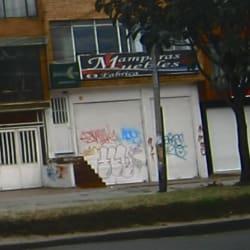 Lámparas y Muebles Fábrica en Bogotá