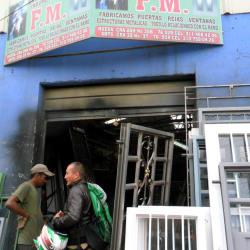 Ornamentación Indumetalicas FM en Bogotá