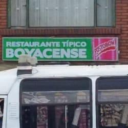 Asadero Típico Boyacense en Bogotá